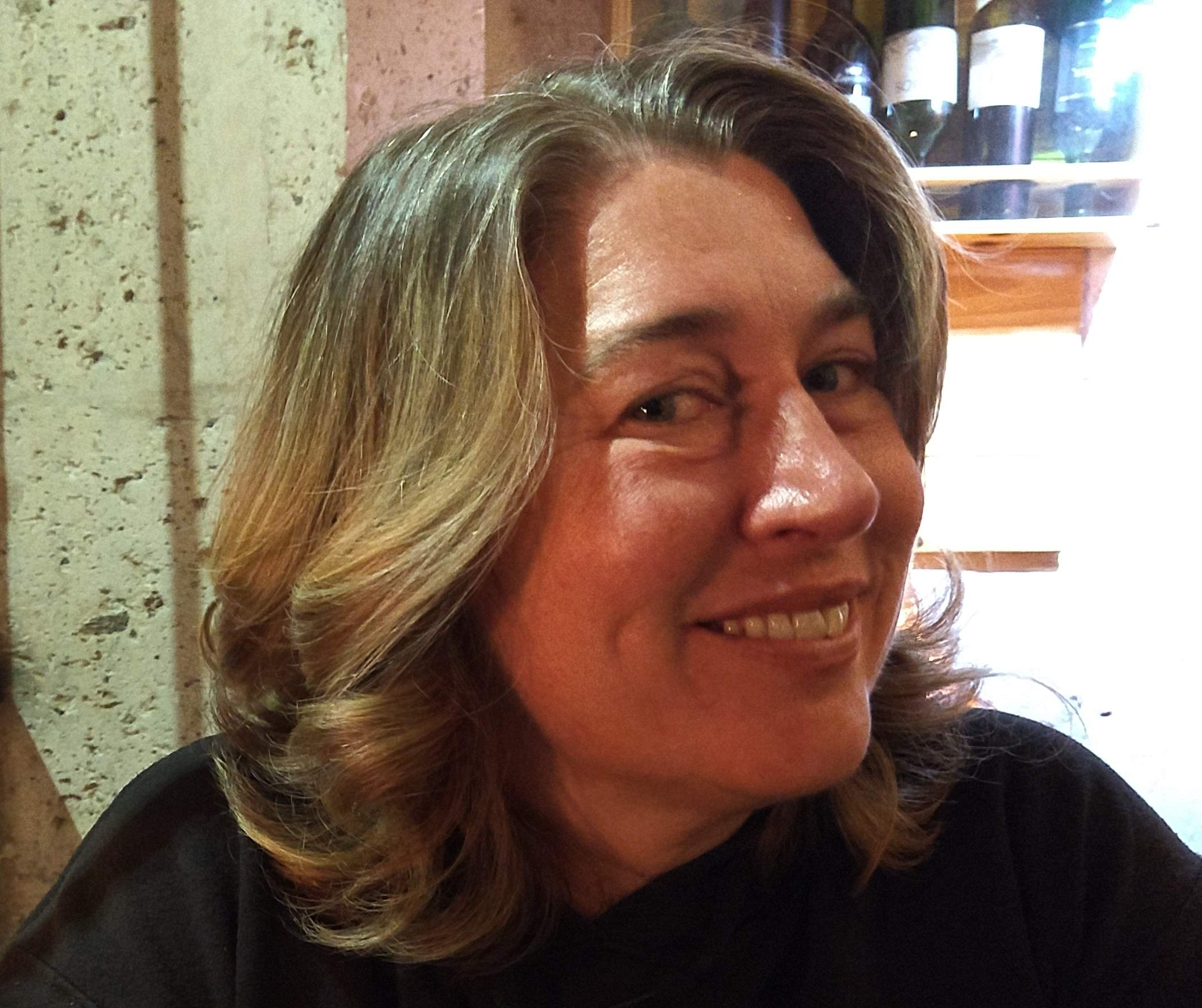 Photo of travel writer Renee Alexander