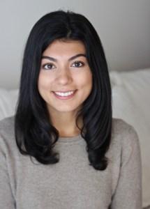 Freelance travel writer Carmen Ang head shot