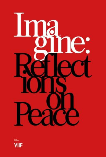 Imagine Reflections on Peace cover