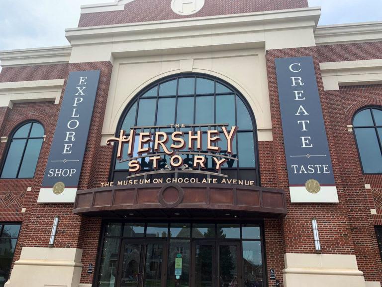 The Hershey Story Photo Courtesy of Hershey, PA