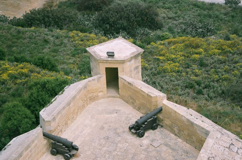 Citadel on Gozo. Photo: Ann-Marie Cahill