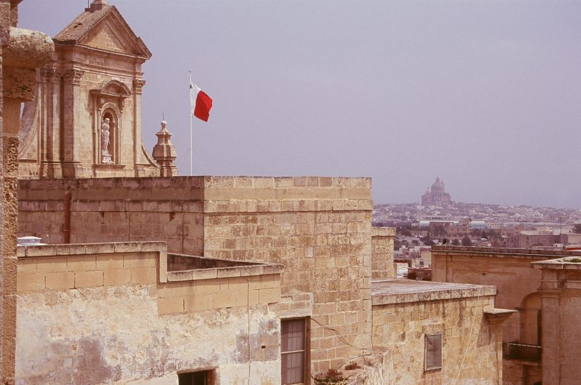 Malta-view-to-Valleta
