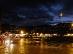 Cusco at night / de noche