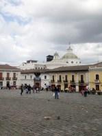 Plaza de San Francisco, Quito