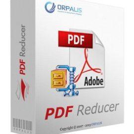 ORPALIS PDF Reducer Professional 3.1.21 free Download 2021