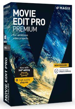 MAGIX Movie Edit Pro Premium 2020 crack download