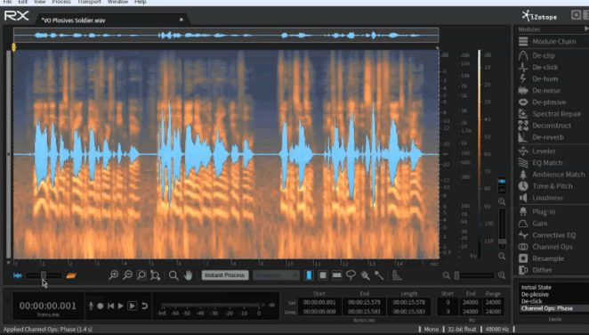 iZotope RX 8 Audio Editor Advanced v8