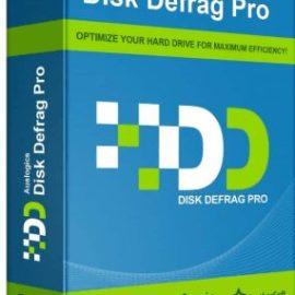 Auslogics Disk Defrag Professional 10.0.0 Free Download