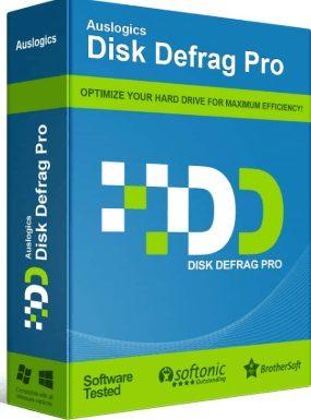 Auslogics Disk Defrag Professional 10 crack download
