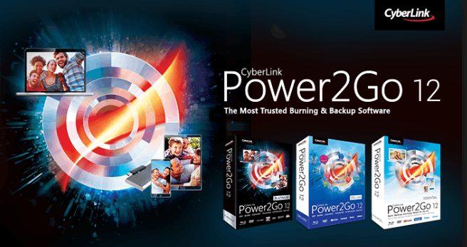 CyberLink Power2Go Platinum 12 crack download
