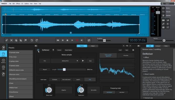 MAGIX Audio & Music Lab Premium 2017 free download