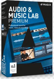MAGIX Audio & Music Lab Premium 2017 crack download