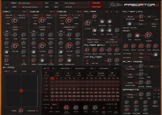 RPCX Rob Papen Predator 2 crack download