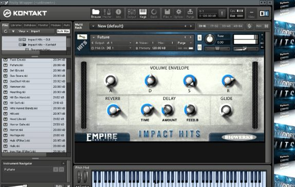 Impact Hits Kontakt Library crack download