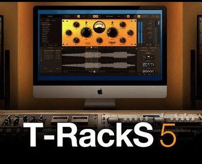 IK Multimedia T-RackS 5 crack download