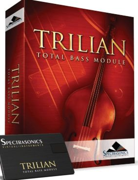 Spectrasonics Trilian VSTi Free Download
