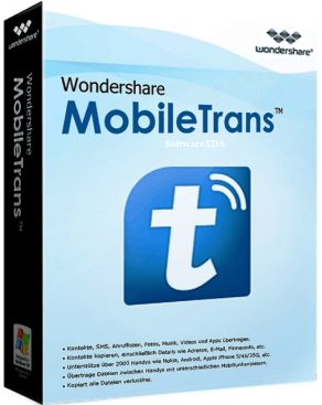 Wondershare MobileTrans 8 crack download
