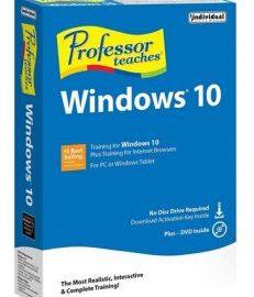 Professor Teaches Windows 10 v1.0 Free download