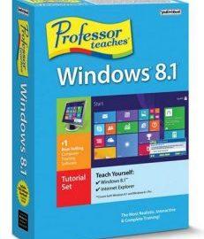 Professor Teaches Windows 8.1 v1.2 Free Download