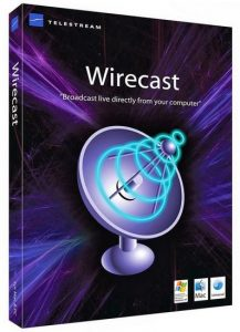 Telestream Wirecast Pro 14 free download