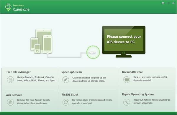 Tenorshare iCareFone 5 crack