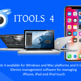 iTools 4.3.9.5 Free Download 2019 full version