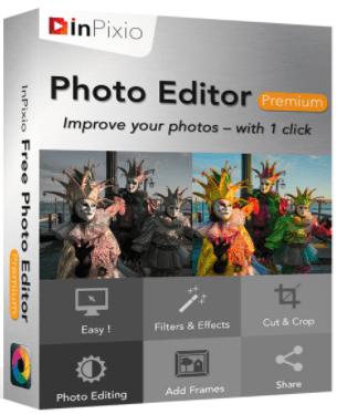 InPixio Photo Editor 9 1 7026 29921 Free Download 2019 - world free ware