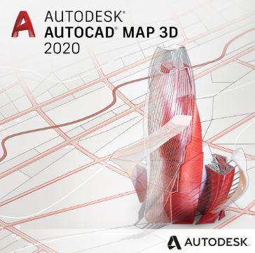 Autodesk AutoCAD Map 3D 2020 crack download