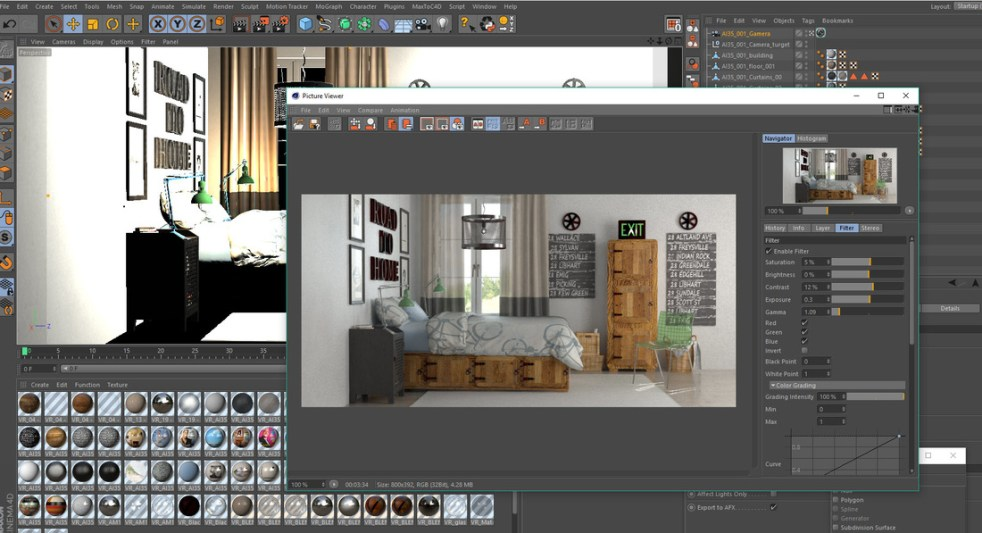 MAXtoC4D v4.01 for Cinema 4D Free Download