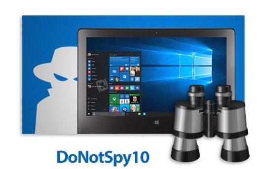 DoNotSpy10 3.0 Free Download