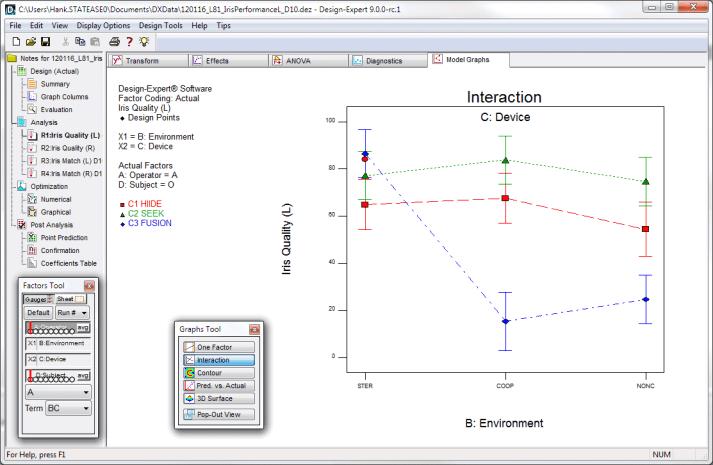 Stat-Ease Design-Expert 11.0.4