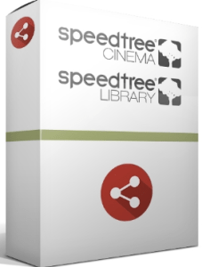 SpeedTree Cinema 8 crack download