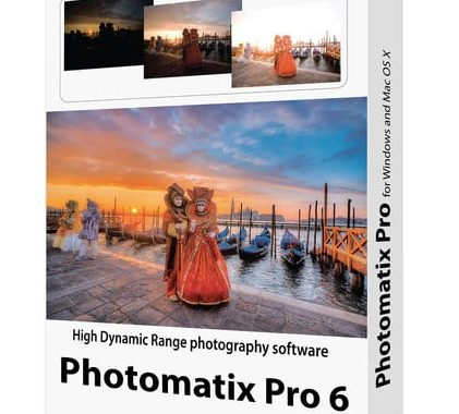 HDRsoft Photomatix Pro 6.1 Free Download