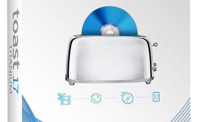 Roxio Toast Titanium 17.0.5379 Free Download For Mac OSX