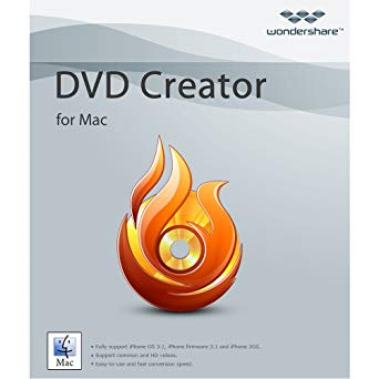 Wondershare DVD Creator 5.0.0.35 Free download For Mac OSX