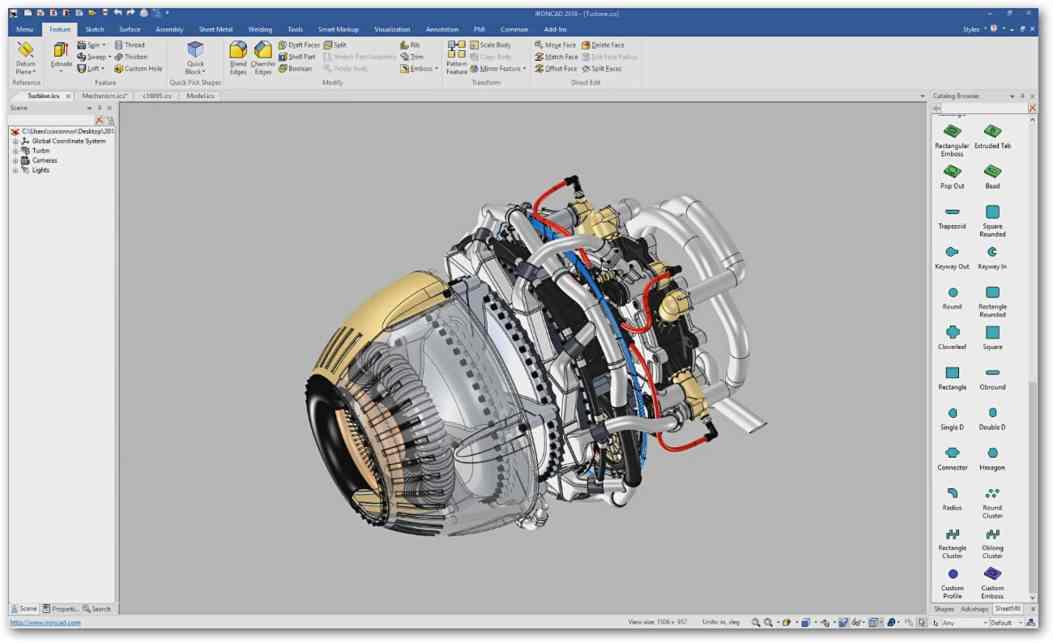 IronCAD Design Collaboration Suite 2020 Free Download