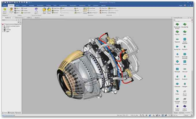 IronCAD Design Collaboration Suite 2021 Free Download