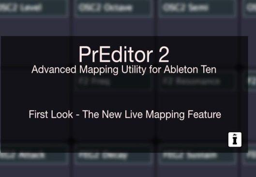 Isotonik PrEditor v2.0.8 Max4Live Device For WIN & Mac OSX