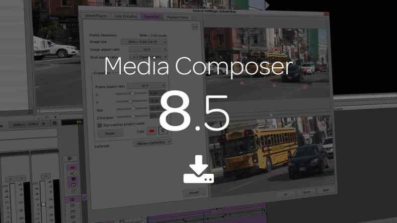 AVID MEDIA COMPOSER 8.4.5 Free Download For WIN/MAC