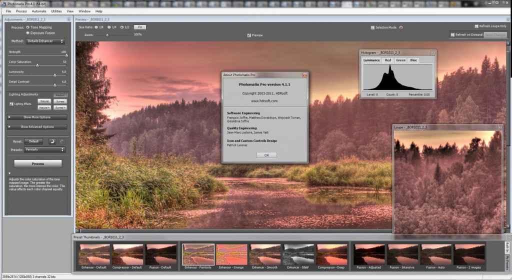 HDRsoft Photomatix Pro 6.1 Free Download