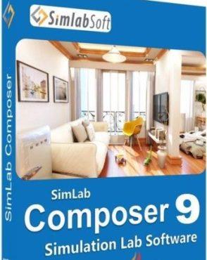 SimLab Composer 9 v9.0.1 Free Download (x64)