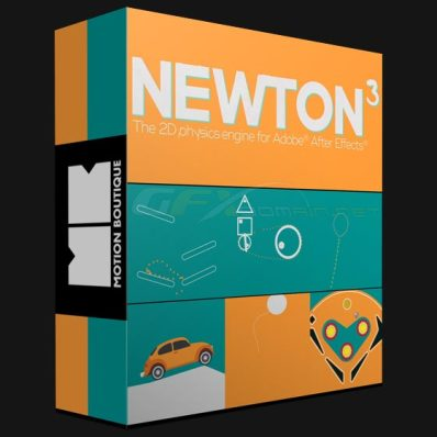 Motion Boutique Newton 3 Free Download For WIN & OS X