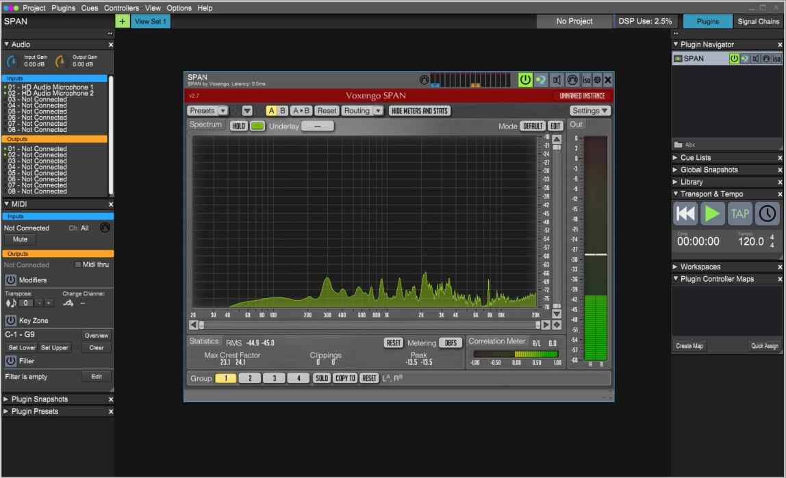 Audiostrøm Liveprofessor v2.2.1 Free Download For Mac OS X