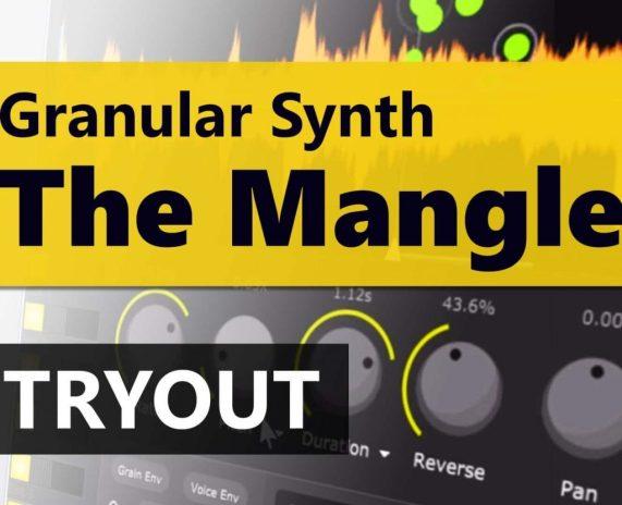 The Mangle Granular Synth/Sampler Free For Win & Mac OSX