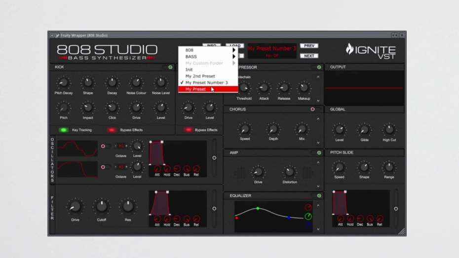 Initial Audio 808 STUDIO v1.3 VST Free Download For Mac OS X