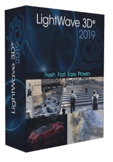 NewTek LightWave 3D 2019 crack download