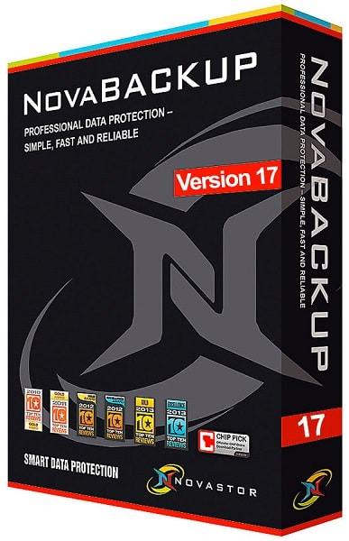 NovaBACKUP PC 17.3 Build 1203 Free Download