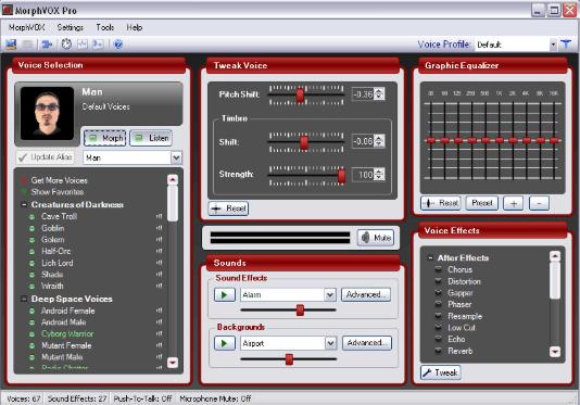 MorphVOX Pro 4 crack download