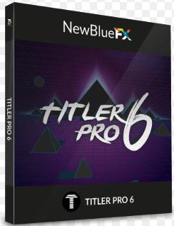 NewBlueFX Titler Pro 6 crack download