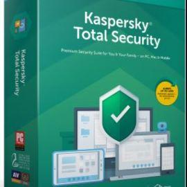 Kaspersky Total Security 2021 v21.0.44.537 Free download